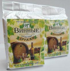Винные дрожжи сушеные 100г Беларусь