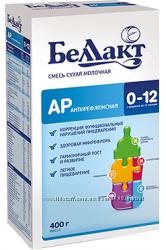 Сухая молочная лечебная смесь Беллакт АР