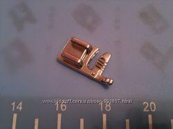 Лапка для пришивания шнура 3-х желобковая