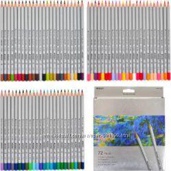 Карандаши цветные профессиональные Марко Marco Raffine, 72 цвета, в картоне
