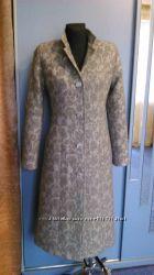 Утепленное пальто на слимтексе практически ДАРОМ