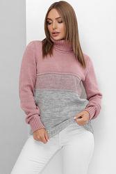 Теплый свитер высокого качества