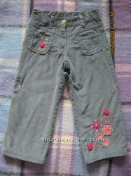 Вельветовые штаны COOLCLUB с подкладкой
