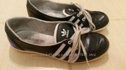 Балетки туфли ф-мы ADIDAS р. 36 стелька 22 см в отличном состоянии
