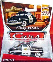Машинка SHERIFF Mattel Cars