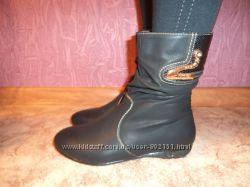 Ботинки женские р, 37 по стельке23см демисезонные
