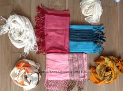 Большой  выбор красивых платков и шарфиков готовимся к осени