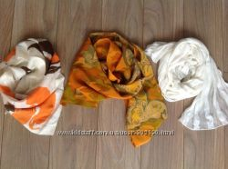 Фирменные шарфики, шарфы, платки и палантины на любой вкус и цвет