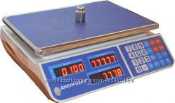 Весы торговые Днепровес F902H-15EL1