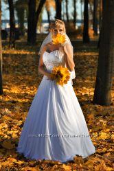 Свадебное платье Размер 46-М