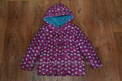 Теплая демисезонная куртка Sanrio Hello kitty на девочку 3-4года. 104см