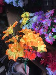 Искусственные цветы Большой выбор В наличии