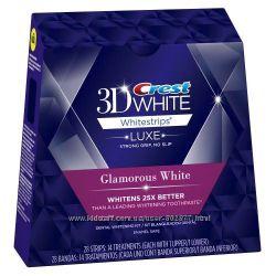 Супер Отбеливающие Полоски Crest 3D White