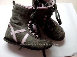 Ботинки , высокие кеды