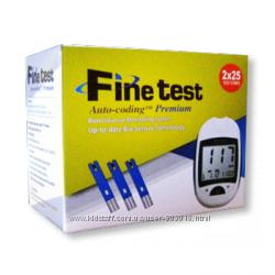 Тест полоски Finetest Auto-coding Premium 50