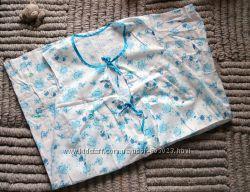 Рубашка в родильный дом