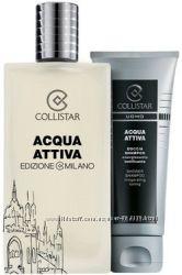 Парфюмерия Collistar для мужчинAcqua Wood, Acqua Attiva, Vetiver Forte