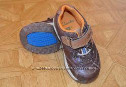 Кроссовки Clarks кожа для мальчик на ножку до 14см