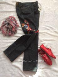 Брендовые джинсы MOSCHINO размер 29. Новые, оригинал