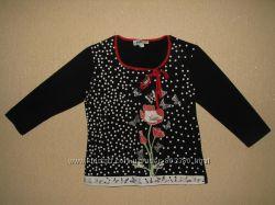 Классная хлопковая блуза