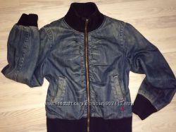 Джинсовая куртка L Terranovo
