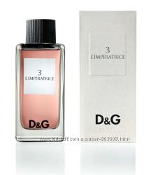 Духи Dolce & Gabbana LImperatrice прототип, производитель - Франция