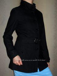 Немецкое шерстяное пальто Clockhouse C&A P. М.