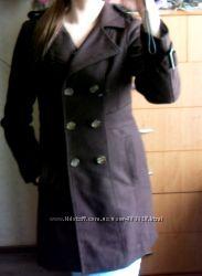 Качественное шерстяное пальто Esmara P. M 38. Состояние идеальное.