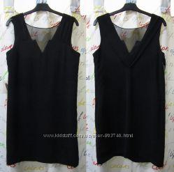 Платье прямого кроя с V-образным вырезом на спине Forever 21
