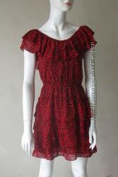 Легкое шифоновое платье Lipsy London