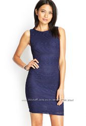 Гипюровое платье  Forever 21
