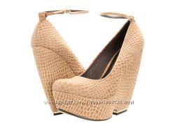 Кожаные туфли MIA Limited Edition