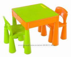 Комплект детской мебели Tega Baby Mamut стол  2 стула