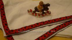 Готовая скатерть канва для вышивки