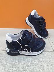 Кожаные кроссовки Toddler 21-25р 6298