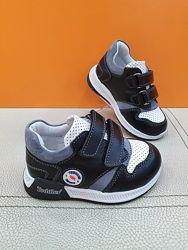 Кожаные кроссовки Toddler 21-25р 6299