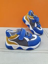 Кожаные кроссовки Toddler 21-25р 6391