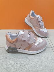 Кожаные кроссовки Toddler 26-30р 5993