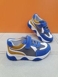 Кожаные кроссовки Toddler 26-30р 6395