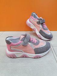 Кожаные кроссовки Toddler 31-35р 6301