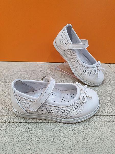 Кожаные туфли Bayrak 21-25р 3015