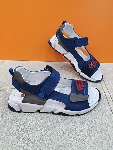 Кожаные сандали Pinky 31-36р 332-F