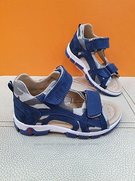 Кожаные сандали K. Pafi 26-30р 281-582
