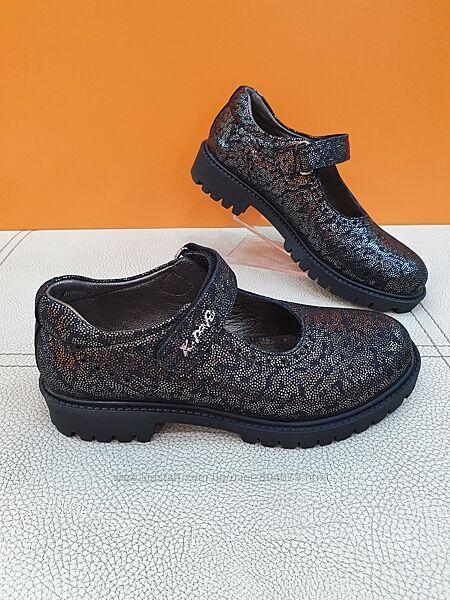 Кожаные туфли K. Ppafi 31-36р 101-55