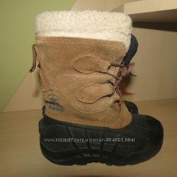 Демисезонные ботинки kamik