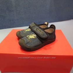 Джинсовые мокасики- Вobbi Shoes