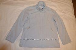 Куртка ветровка бренда STEVE KETELL, женская, цвет-серо-голубой.