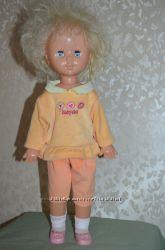 Кукла большая СССР, кукла - раритет, рост-50 см,