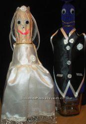 Свадебные аксессуары.