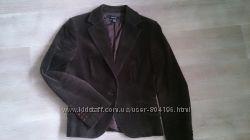 Шоколадный пиджак Zara